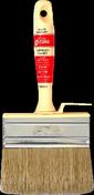 Brosse rectangulaire fibres soies manche et semelle polypropylène larg.100mm - Peinture antirouille Cecil PE Fer 2,5 litres brillant brun foncé - Gedimat.fr
