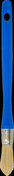 Brosse à rechampir mélange soies fibres synthétiques spécial acryl manche polypropylène n°3/0 diam.15mm - Sol stratifié CLASSIC 4V long.1291mm larg.193mm ép.8mm chêne clair d'Amiens - Gedimat.fr