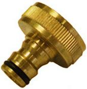 Nez de robinet en laiton diam.26x34mm - Pompes et Accessoires - Aménagements extérieurs - GEDIMAT