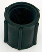 Manchon polypropylène femelle femelle diam.26x34mm sous blister de 1 pièce - Pompes et Accessoires - Aménagements extérieurs - GEDIMAT