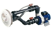 Pièce à sceller diam.63mm pour nage à contre-courant JET VAG - Accessoires et Equipements - Aménagements extérieurs - GEDIMAT