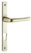 Ensemble champagne pour porte-fenêtre ELENA à serrure - Bloc béton creux B40 NF ép.20cm haut.20cm long.50cm - Gedimat.fr