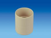 Manchon à butée diam.50mm sable - Barette de connexion électrique à vis coloris noir diam.25mm - Gedimat.fr