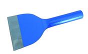 Ciseau à brique taillant 7cm long.22cm - Ciseau de maçon réaffûtable acier chromé 250x14mm - Gedimat.fr