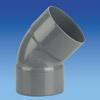 Coude d'évacuation en PVC à 30° femelle-femelle diam.100mm - Conduit de lumière rigide SUN TUNNEL TWR 0K14 2010 - Gedimat.fr