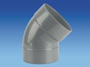 Coude d'évacuation en PVC à 45° mâle-femelle diam.200mm - Kit gabion 50x50x30 cm maille 5x2,5 cm fil de diamètre 4,5 mm - Gedimat.fr