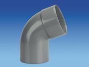 Coude d'évacuation en PVC à 67°30 mâle-femelle diam.200mm - Coude laiton fer/cuivre 90GCU femelle diam.20x27mm à souder diam.18mm - Gedimat.fr