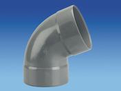 Coude d'évacuation en PVC à 67°30 femelle-femelle diam.160mm - Etai acier extensible peint écrou acier série standard N°6 réglable de 2,50m à 3,50m - Gedimat.fr