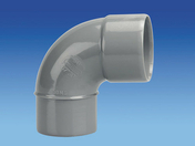 Coude d'évacuation en PVC à 87°30 mâle-femelle diam.50mm - Porte de service isolante VANNES en PVC droite poussant haut.2,00m larg.80cm - Gedimat.fr