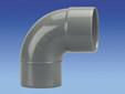 Coude d'évacuation en PVC à 87°30 mâle-femelle diam.80mm - Polystyrène expansé Knauf Therm TTI Th36 SE ép.120mm long.1,20m larg.1,00m - Gedimat.fr