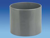 Manchon à butée en PVC femelle-femelle diam.160mm - Doublage isolant PREGYTHERM R= 0,60 PV BA10+20 plaque de plâtre avec pare-vapeur + PSE Graphite TM ép.10+20mm larg.1,20m long.2,50m - Gedimat.fr