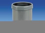 Manchon de dilatation en PVC mâle-femelle diam.100mm - Tampon de réduction en PVC mâle-femelle diam.100/50mm - Gedimat.fr