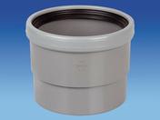 Manchon de dilatation en PVC mâle-femelle diam.200mm - Tuile à douille MEDIANE diam.150mm coloris terroir - Gedimat.fr