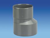 Réduction extérieure excentrée en PVC mâle-femelle diam.125/100mm - Rabot-râpe métallique lame interchangeable de 255mm - Gedimat.fr