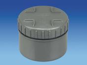 Tampon de visite en PVC avec bouchon diam.125mm - Barette de connexion électrique capacité 6mm² coloris noir barrette de 10 bornes - Gedimat.fr