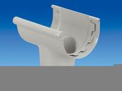 Naissance centrale à coller pour gouttière PVC de 25 coloris gris clair - Plaque de plâtre standard PREGYPLAC BA15 ép15mm larg.1,20m long.2,80m - Gedimat.fr