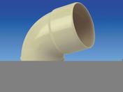 Coude PVC pour tube de descente de gouttière diam.80mm angle 67°30 mâle-femelle coloris sable - Poutrelle en béton LEADER 115 haut.11cm larg.9,5cm long.5,60m - Gedimat.fr