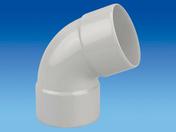 Coude PVC pour tube de descente de gouttière diam.80mm angle 67°30 femelle-femelle coloris gris clair - Enduit de façade PARILIEN en plâtre et chaux aérienne en sac de 25kg coloris neutre - Gedimat.fr