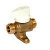 Robinet de sécurité gaz naturel à obturation automatique intégrée - Alimentation gaz - Plomberie - GEDIMAT