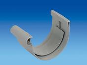 Jonction à coller pour gouttière PVC de 16 coloris gris clair - Carrelage pour sol intérieur en grès cérame coloré dans la masse rectifié X-ROCK larg.60 long.120 coloris 12G gris - Gedimat.fr
