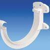 Crochet bandeau plastique simple pour gouttière PVC de 16 coloris gris clair - Escalier hélicoïdal KLOE acier/bois diam.1,20m haut.2,53/3,06m finition blanc/bois foncé - Gedimat.fr