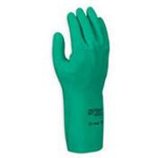Gant nitrile taille 8 vert lot de 12 paires - Protection des personnes - Vêtements - Outillage - GEDIMAT