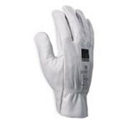 Gant cuir fleur de bovin taille 10 gris lot de 12 paires - Protection des personnes - Vêtements - Outillage - GEDIMAT