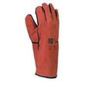 Gant croûte antichaleur taille 10 rouge par 12 paires - Protection des personnes - Vêtements - Outillage - GEDIMAT