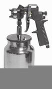 Pistolet à succion en aluminium pour peinture - Outillage du plombier - Plomberie - GEDIMAT