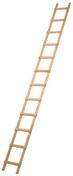 Echelle plate de couvreur en sapin entraxe larg.25cm haut.6m - Poutre VULCAIN section 20x45 cm long.7,50m pour portée utile de 6,6 à 7,1m - Gedimat.fr