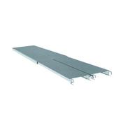 Plancher Télescopique Alu 2 à 3 m 60 cm - Echelles - Echafaudages - Goulottes - Matériaux & Construction - GEDIMAT