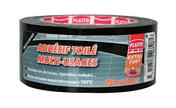 Adhésif toile américaine P333 extra forte larg.50mm long.25m noir - Colles - Adhésifs - Peinture & Droguerie - GEDIMAT