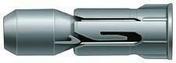 Chevilles nylon à expansion conique à collerette pour plaques PD8 diam.8mm long.29mm avec vis 100 pièces - Brique de verre CUBIVER ép.8cm dim.19,8x19,8cm bullée bleu azur - Gedimat.fr