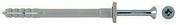 Cheville frapper ECO FE - 8x75mm - sachet de 10 pièces - Chevilles - Quincaillerie - GEDIMAT
