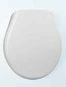 Abattant WC UNO thermoplastique 0,9kg coloris blanc - Douchette 1 jet MISTRAL chromée - Gedimat.fr