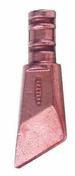 Panne pour fer à souder de couvreur bout de panne 42 x 6mm - Soudure - Plomberie - GEDIMAT