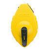 Cordeau traceur boitier ABS ergonomique long.30m - Poudre à tracer rouge - 400g - Gedimat.fr