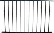 Grille de défense balcon MIMIZAN haut.1,00m larg.1,50m - Balustrades et Garde-corps extérieurs - Menuiserie & Aménagement - GEDIMAT
