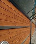 Cornière d'angle THERMOWOOD 45x45mm long.4,50m - Clins - Bardages - Bois & Panneaux - GEDIMAT
