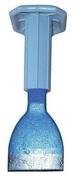 Ciseau à brique avec pare coups acier taillant 7cm long.23cm - Tuile DOUBLE PANNE S coloris terre d'amarante - Gedimat.fr