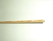 Demi rond Pin des Landes sans nœud rayon 20mm long.2m - Moulures - Menuiserie & Aménagement - GEDIMAT