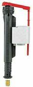 Robinet flotteur télescopique laiton à alimentation basse JOLLYFILL diam.12x17mm - Porte serviette 1 barre NEX YORK diam.19mm long.600mm fintion satin - Gedimat.fr