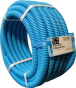Tube PER prégainé diam.16mm en couronne de 25m coloris Bleu - Kit de filtration Station duplex Vital anticalcaire et anti-impuretés 2 filtres - Gedimat.fr