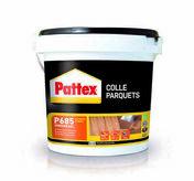 Colle élastique tous parquets P685 PATTEX seau de 7kg - Parquet à coller teck massif brut reversible - Gedimat.fr