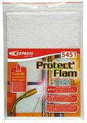 Protection thermique PROTECT'FLAM ép.10mm dim.21x29,7mm - Faîtière à emboîtement avec clip RESIDENCE coloris ton cévenol - Gedimat.fr