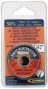 Soudure décapante 50% étain fil diam.1,5mm bobine de 100g - Soudure - Outillage - GEDIMAT