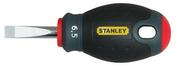 Tournevis FATMAX électricien non isolé boule lame 3cm embout 6,5mm - Outillage de l'électricien - Outillage - GEDIMAT