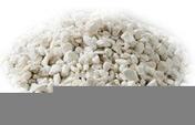 Agrégat décoratif ECLATS DE MARBRE MARLUX sac de 25kg coloris Perles-de-Marbre-blanc-rosé - Baguette d'angle extérieur pour lambris PACAYA larg.28mm haut.28mm long.2700mm - Gedimat.fr