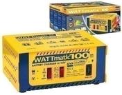 Chargeur batterie tourisme 6-12V WATTMATIC 100 100Ah - Consommables et Accessoires - Outillage - GEDIMAT