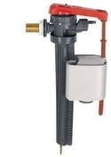 Robinet flotteur télescopique laiton à alimentation latérale JOLLYFILL diam.12x17mm - WC - Mécanismes - Salle de Bains & Sanitaire - GEDIMAT